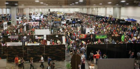 Salt Lake Comic-Con Attracts Fanboys and Girls