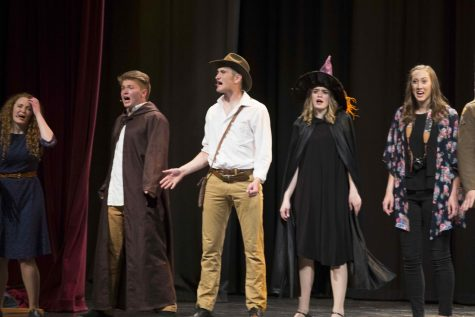 Sing!copation Puts on Annual Show