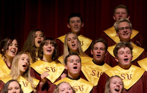 Choirs Kick Off Year in Fall Concert