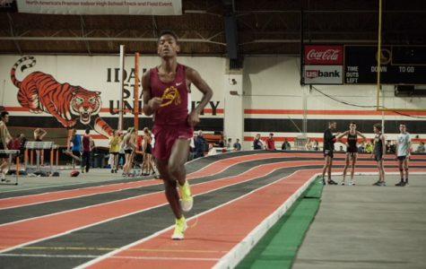Indoor Track Precursor to Spring Sport