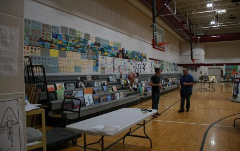 Students Make Record Haul at Art Symposium 2018