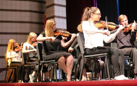 State Strings Brings Together Best String Players in State