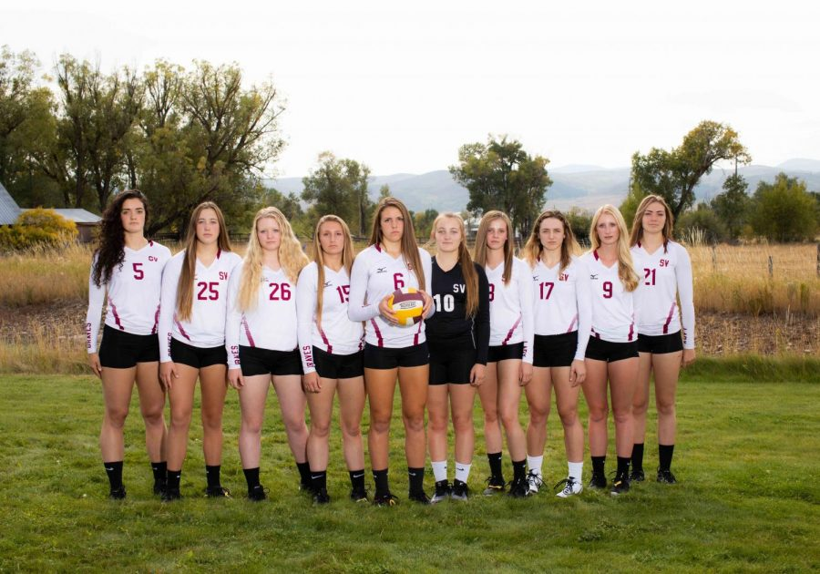 2018 Volleyball Wrap-up