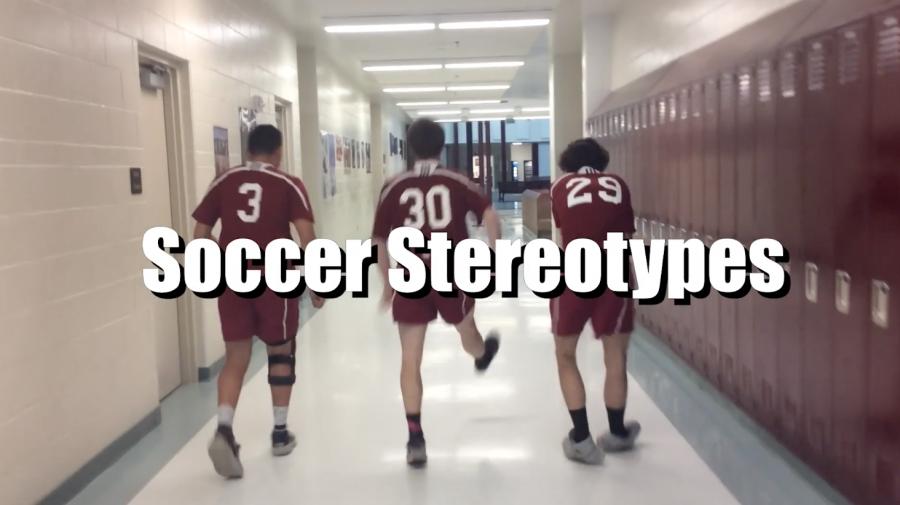 SVHS Soccer Stereotypes