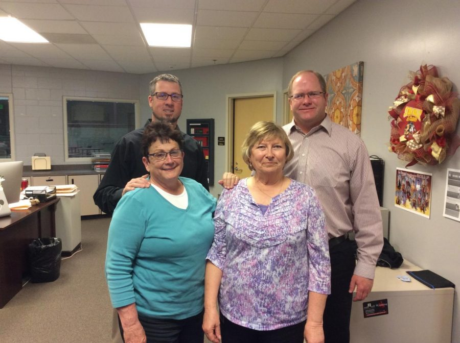 SVHS to Add New Counselor, Bid Farewell to Secretaries
