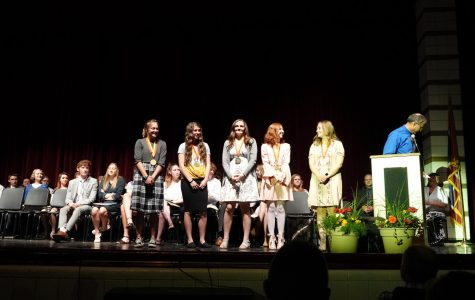 Top Students Receive Top Honors