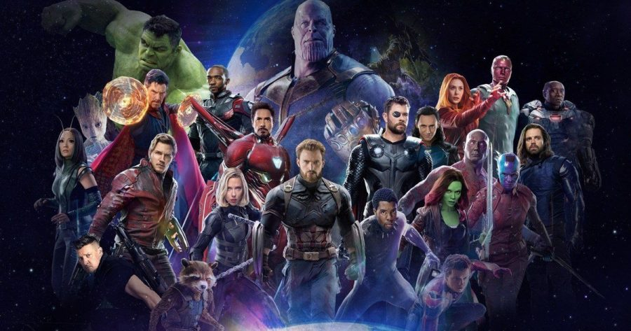 MCU%3A+The+Marvel+Cinematic+Universe+has+made+us+happy+for+years%2C+sad+to+say+its+over+for+now.