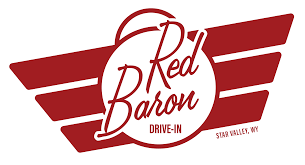 OUT WITH THE OLD IN WITH THE NEW: The Red Baron has recently taken on a new logo
