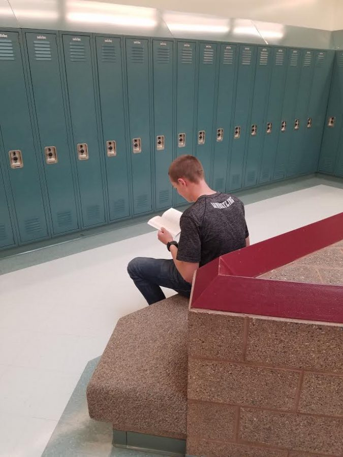 Student Sometimes Read for Fun
