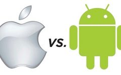Apple, Android Dominate Smart Phone Market