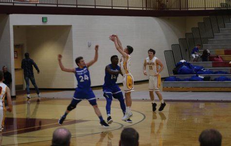Basketball Teams Looking to Finish season in Casper