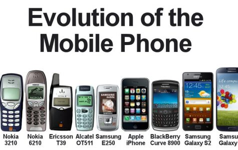 EVOLUTION Cell phones have come a long way, so long they have become a permanent part of our lives, for better and worse.