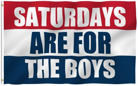 Saturdays are for the Boys Pt. 2