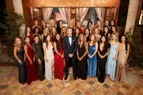 EYE CANDY: The popular TV show The Bachelor has large female fanbase, but more men watch it than they would care to admit.