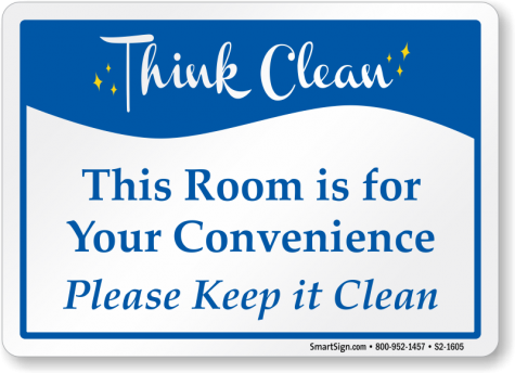 Cleaning your room: Is there an easy way?