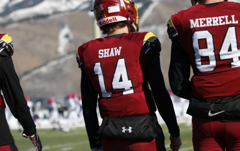 COLLEGE BALLERS: One-time teammates Dean Shaw and Chase Merrell will lace up their cleats for different teams next fall.