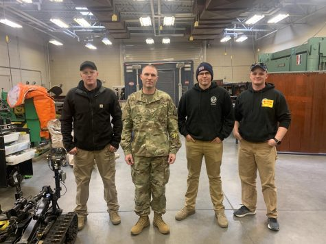 National Guard Shows Off Gear