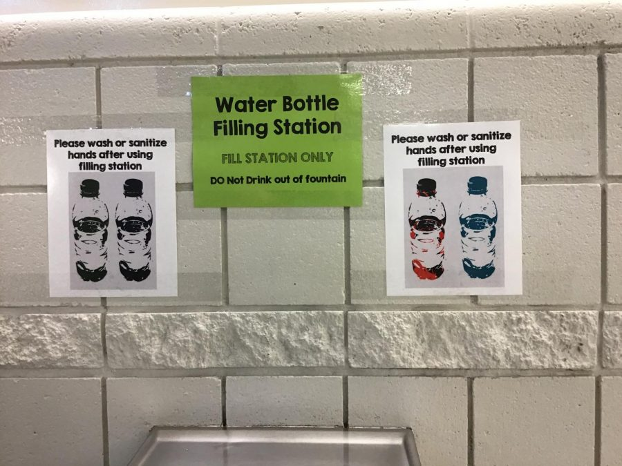DRINK+UP%3A+Drinking+fountains+are+now+being+used+as+water+bottle+filling+stations.