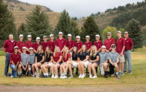 GOLFERS ASSEMBLE: Twenty-Eight golfers made the team and earned the privilege of teeing it up for the Braves this fall.