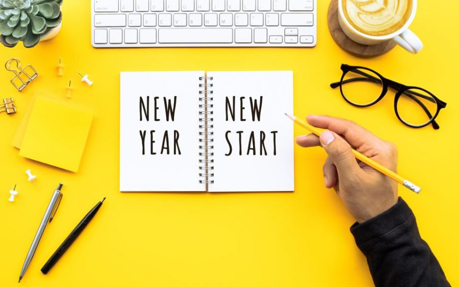 New Year Provides New Start