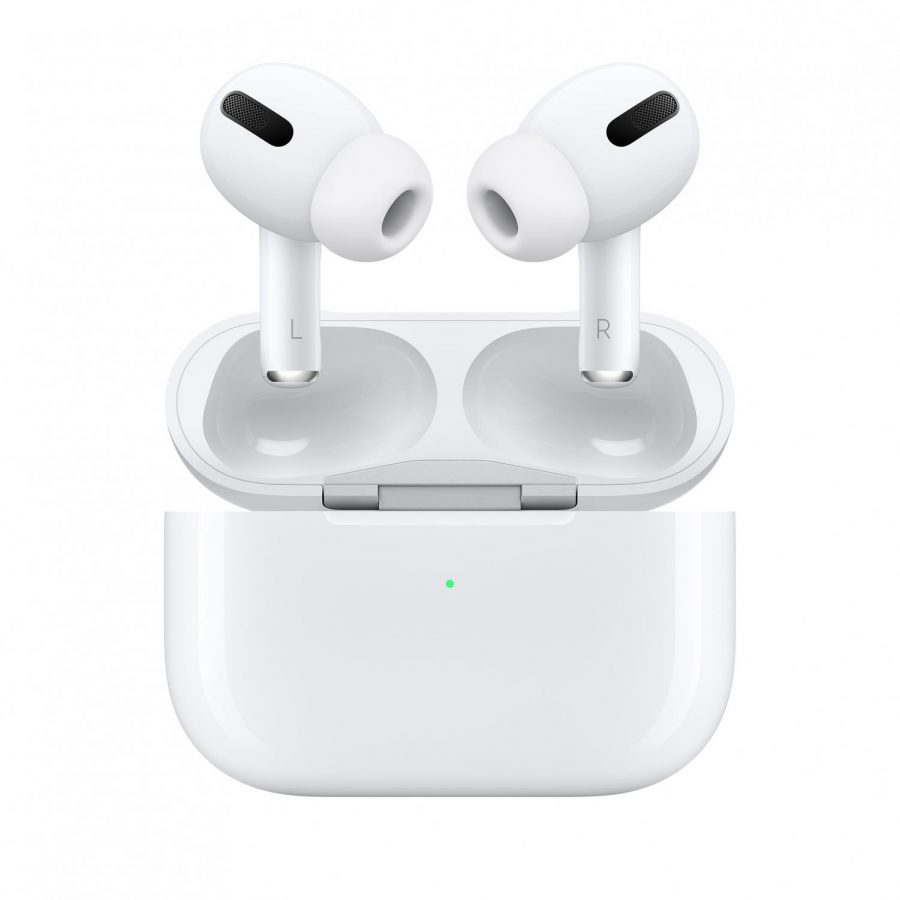 BUDS: Mckayla Brog got new AirPod Pros for Christmas this year! They were officially released on October 30, 2019.
