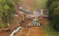 UNDO: Construction on the Keystone Pipeline started fast and was set to finish in the near future, but President Biden shut down the project during his first few days in office.