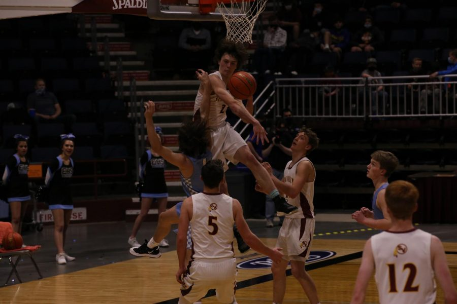 SWATTED%3A+Senior+Tristen+Kleeman++swats+away+a+layup+from+a+Cheyenne+East+player.+