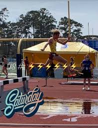 NATIONWIDE: Senior Peter Visser claims the fastest time in the steeple chase and takes home a national win from South Carolina on March 27th.