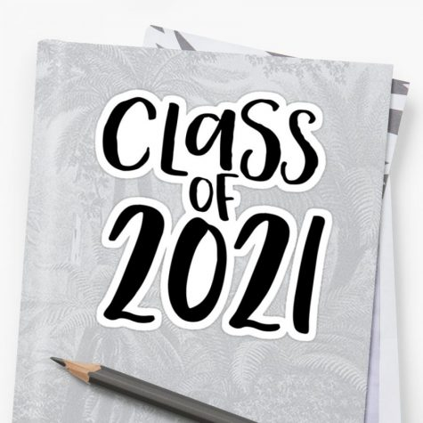 GONE WITH THE WIND: Class of 2021 counting down there days till they are done.