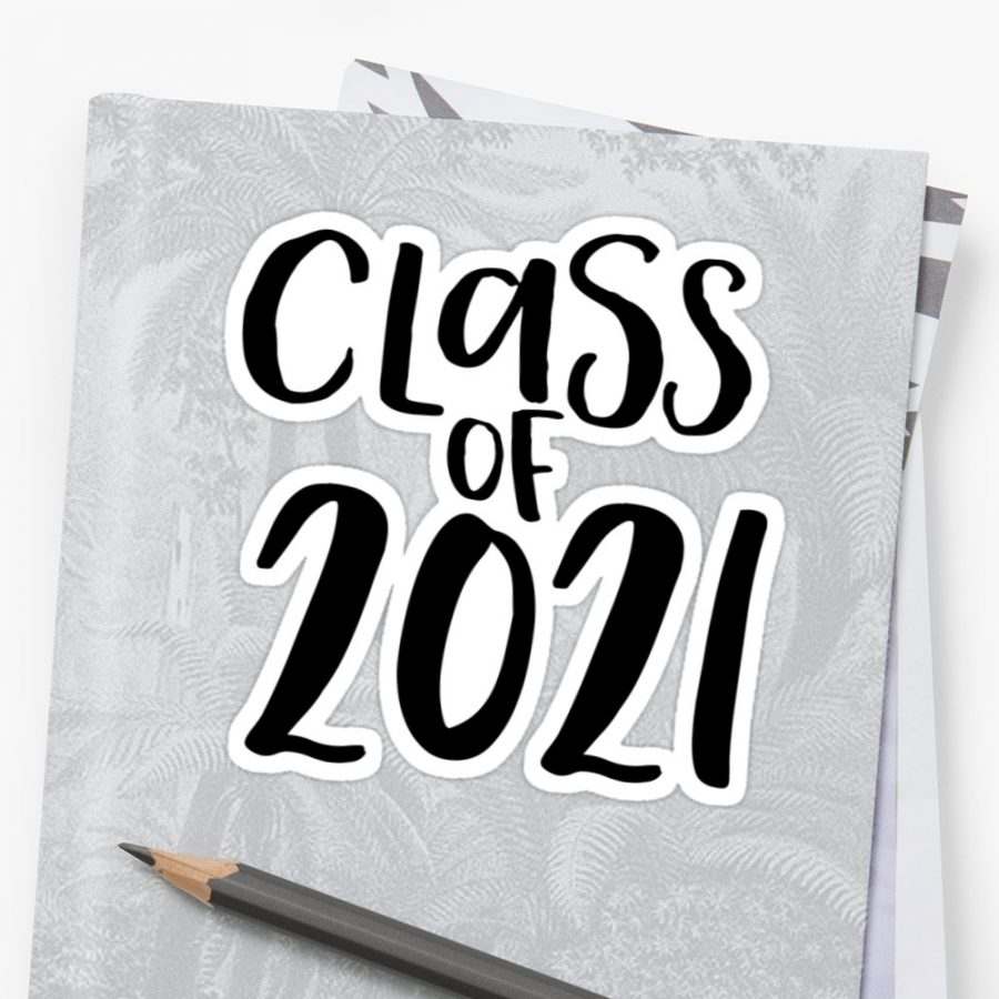 GONE+WITH+THE+WIND%3A+Class+of+2021+counting+down+there+days+till+they+are+done.+