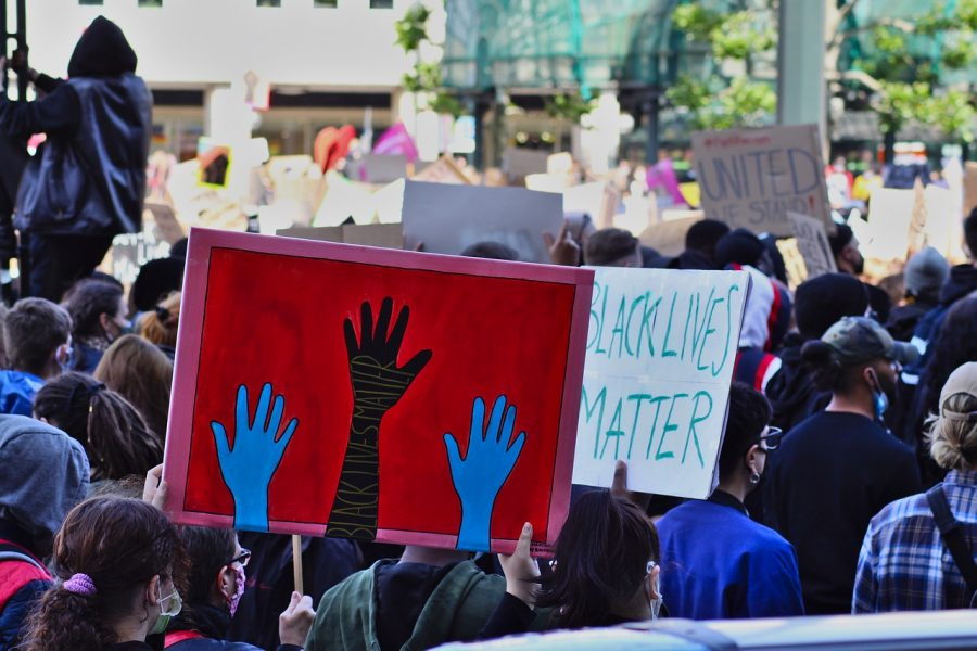 UNRESTFUL: After the death of George Floyd at the hands of a police officer, many took to the streets demanding change and justice. A year later, people are still grappling with the issues the incident brought into the world spotlight.